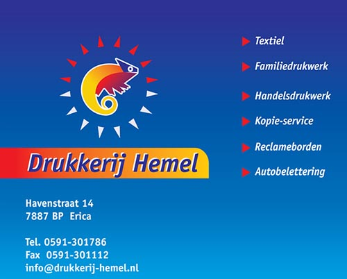 Drukkerij Hemel